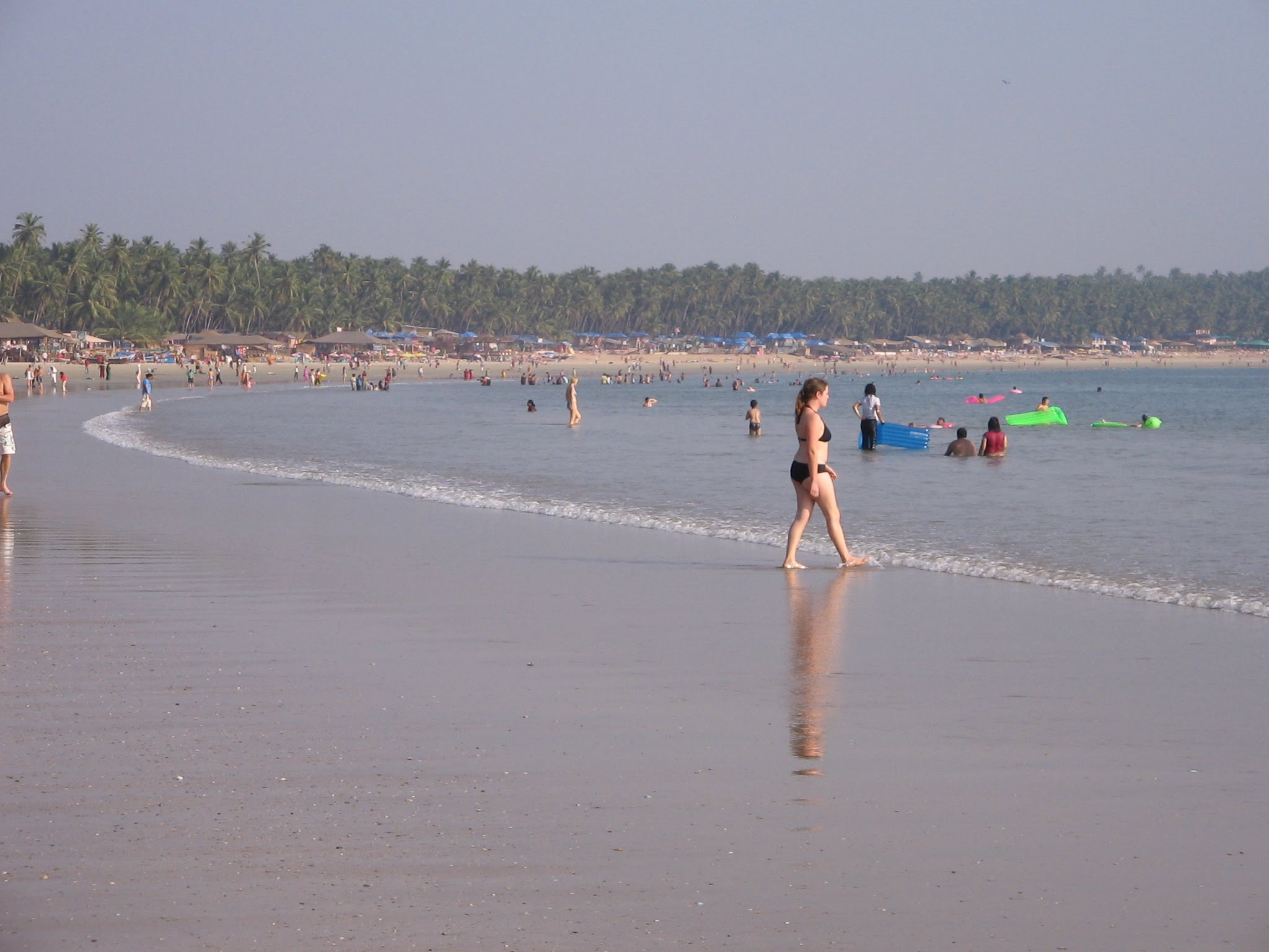 Hot Image Of Goa Beach - Impremedianet-1766