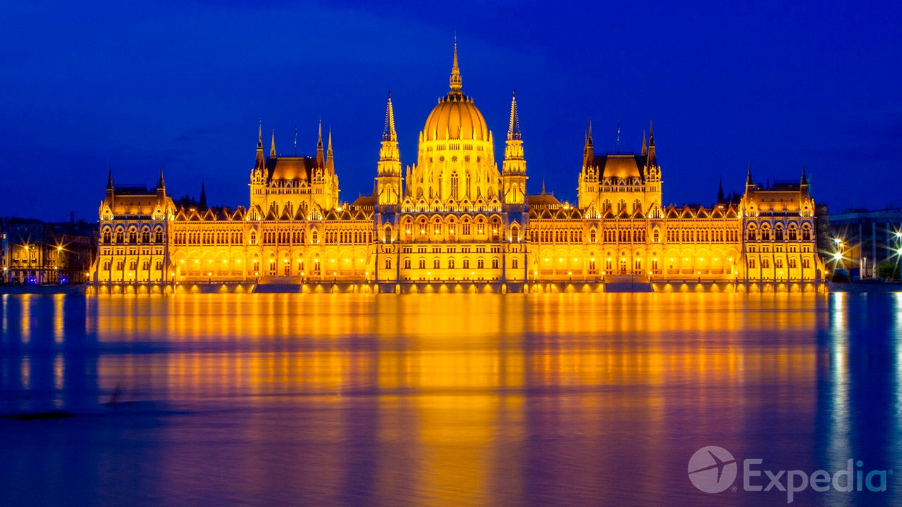 Budapest Vacation Travel Video Guide - YouTube