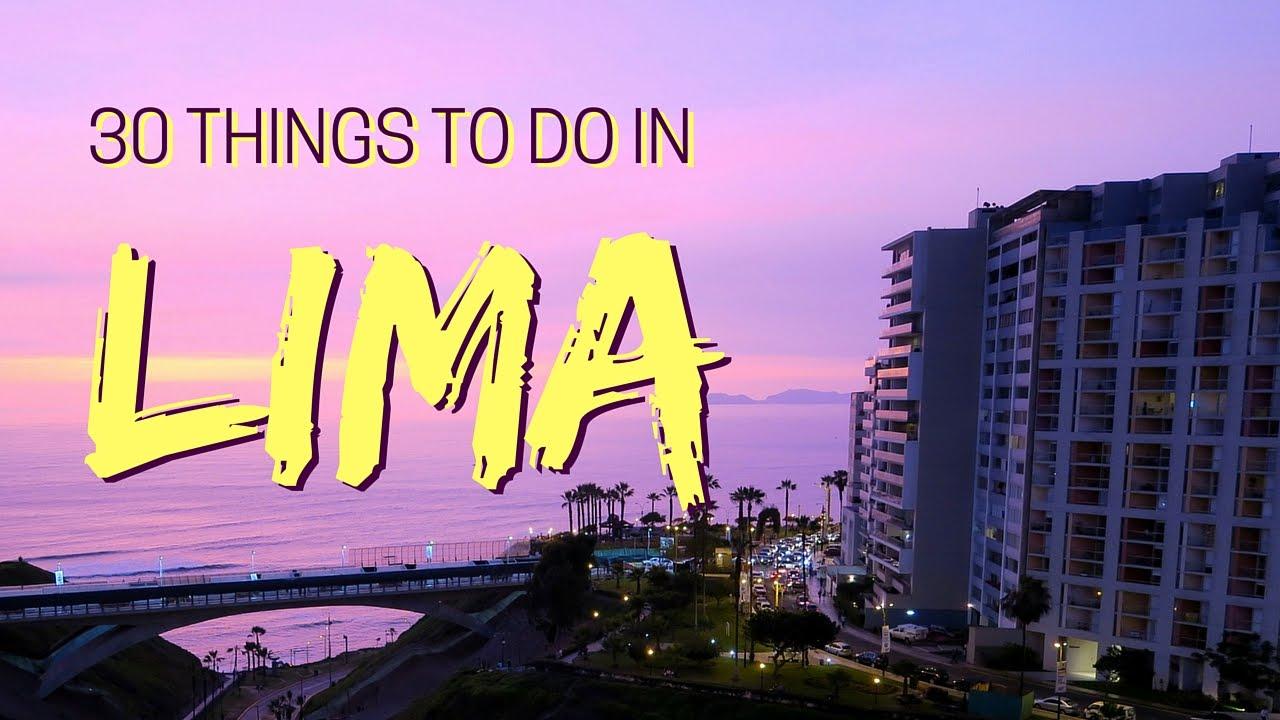 Travel Warnings To Lima Peru Lifehacked1st Com