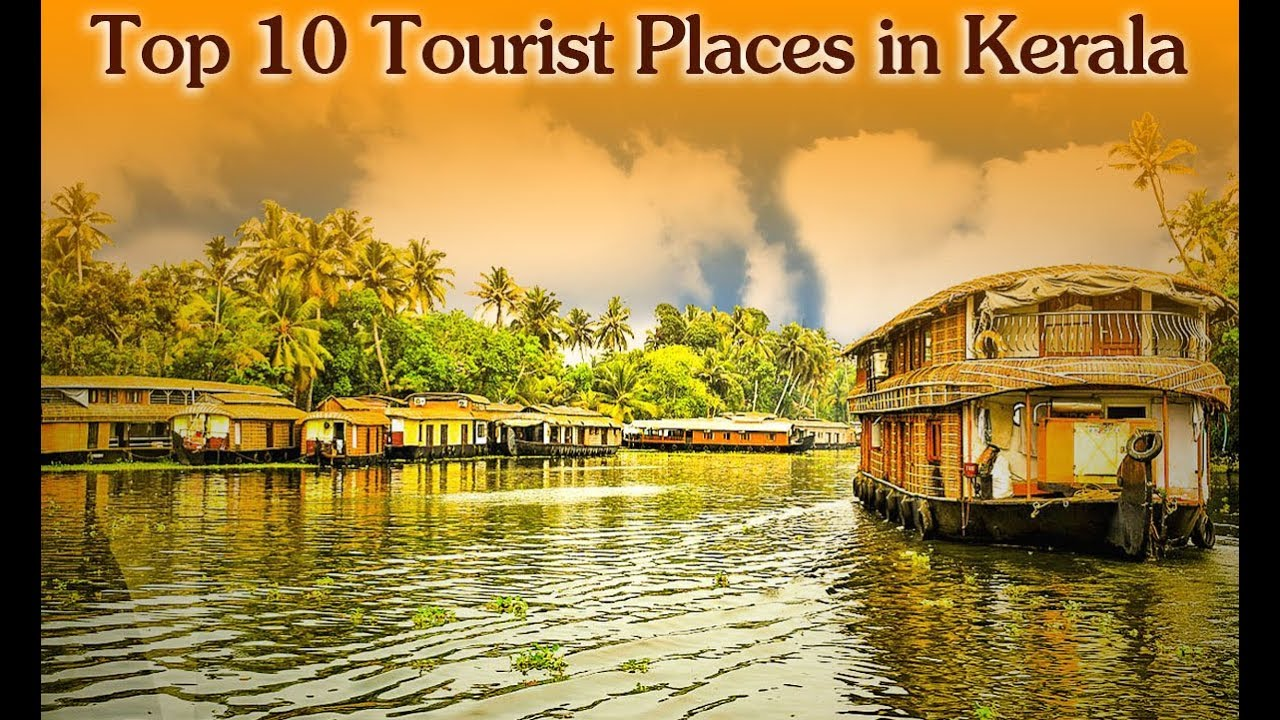 Top 10 Tourist Places In Kerala India  Most Beautiful -4118