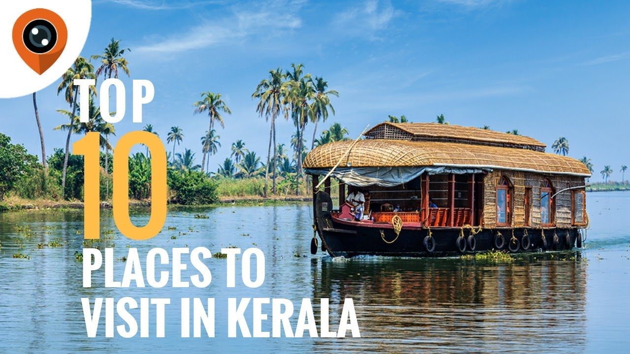 Top 10 Places To Visit In Kerala  Kerala Tourism  Flight -6683